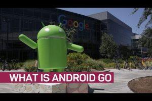 На смену Android One приходит Android Go»