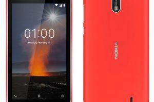 MWC 2018: Nokia 1 — самый дешёвый смартфон бренда»
