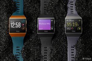 Fitbit Ionic: смарт-часы с датчиком сатурации и поддержкой бесконтактных платежей»