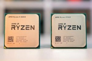 AMD готовит Ryzen 7 2800X против 8-ядерных Intel Coffee Lake?»