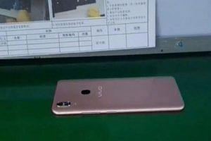 Первые живые фото Vivo V9 указывают ещё на один клон iPhone X»