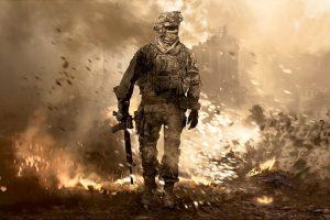 Переиздание Call of Duty: Modern Warfare 2 мелькнуло на Amazon»