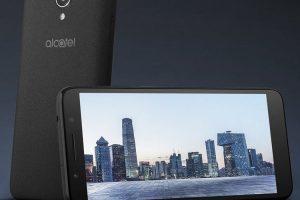 MWC 2018: Alcatel 1X — первый смартфон с Android Go»
