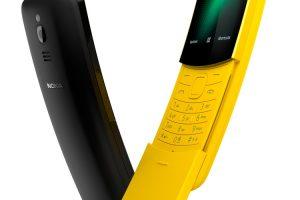 MWC 2018: анонсирован кнопочный «бананофон»-слайдер Nokia 8110 4G»