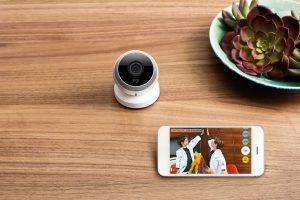 Видеокамера Logi Circle выделит лучшие моменты за день»