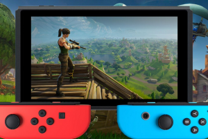 Слухи: Fortnite для Nintendo Switch анонсируют на E3 2018″
