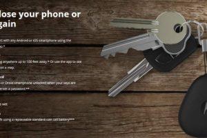 Брелок Motorola Keylink поможет найти потерявшийся смартфон или ключи»