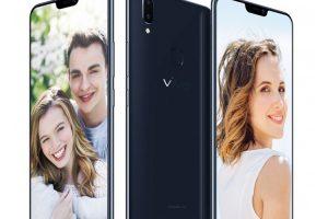Смартфон Vivo V9 получил вырез в дисплее под 24-Мп селфи-камеру»