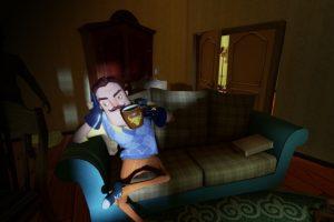 Слухи: стелс-экшен Hello Neighbor разрабатывается для Switch и PS4″