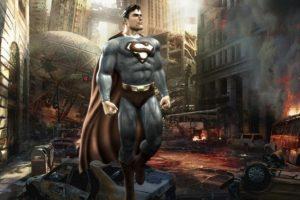 Слухи: Superman от Rocksteady анонсируют на следующей неделе»